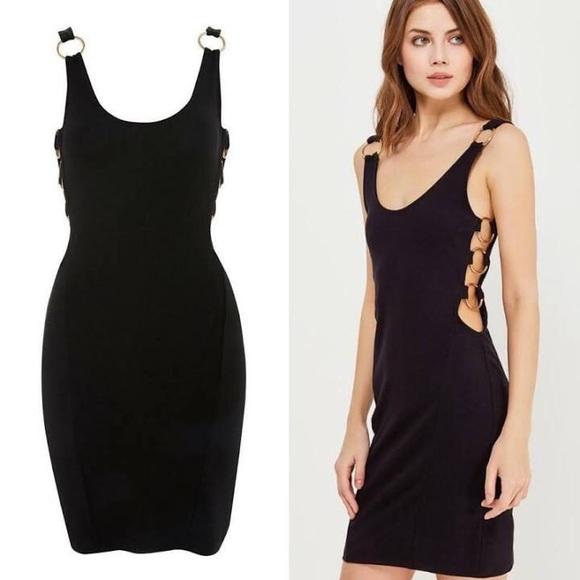 Topshop Dresses & Skirts - Topshop bodycon halter ring dress 2 BNWT